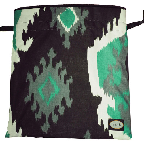 Mod Drop-In Camera Pouch (Black Teal Ink)