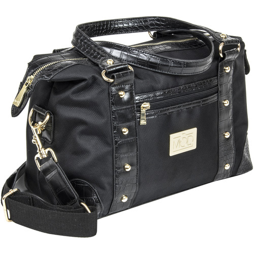 Mod The Luxe Camera Bag (Black)
