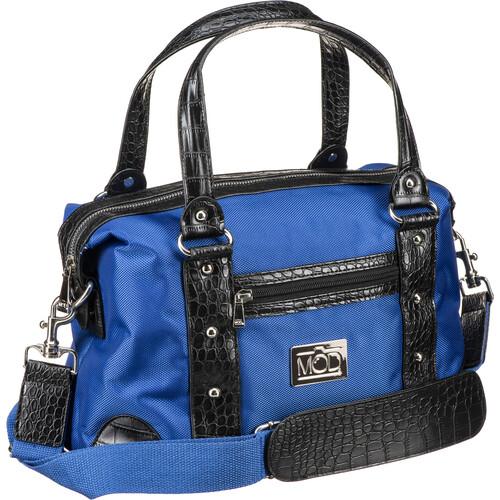 Mod The Luxe Camera Bag (Cobalt Blue)