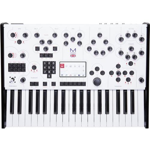 Modal Electronics 001 2-Voice Duophonic Analog / Digital Hybrid Synthesizer Keyboard