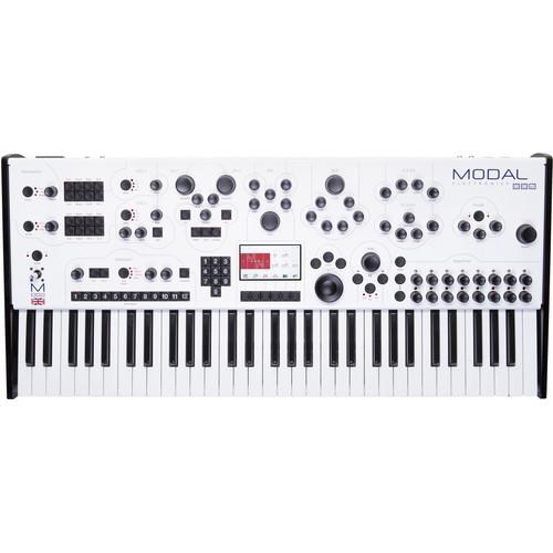 Modal Electronics 002 12-Voice Polyphonic Analog/Digital Hybrid Synthesizer Keyboard