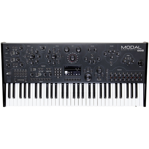 Modal Electronics 008 8-Voice Polyphonic Analog Synthesizer Keyboard