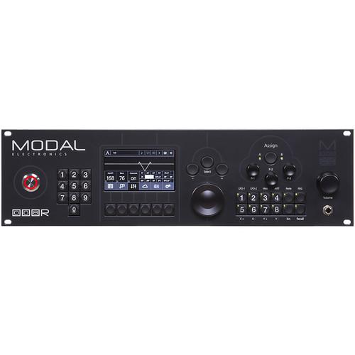 Modal Electronics 008R 8-Voice Polyphonic Analog Synthesizer Keyboard
