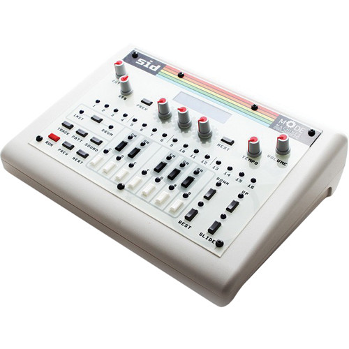 Mode Machines SID 8-Bit Groovebox Synthesizer