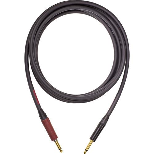 Mogami Overdrive Electric Guitar Cable with Neutrik Silent Plug (20')