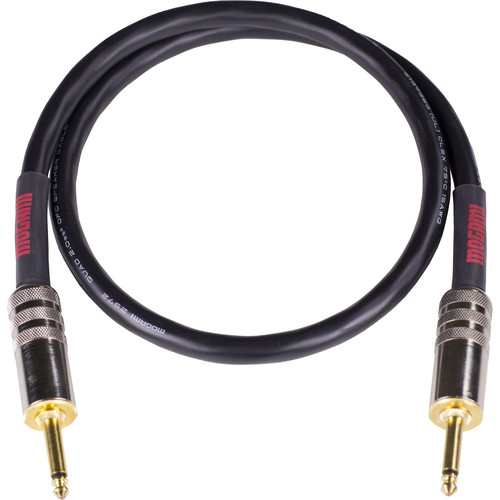 Mogami Overdrive Speaker Cable (3')