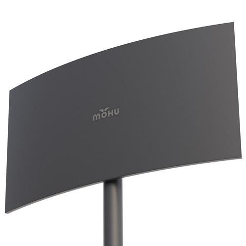 Mohu Crescent Outdoor Amplified Antenna (75-Mile Range)