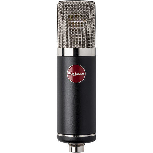 Mojave Audio MA-50 Large-Diaphragm Transformerless Condenser Microphone