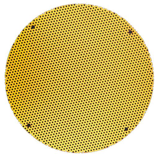 Mola Perforated Aluminum Diffuser (Gold)