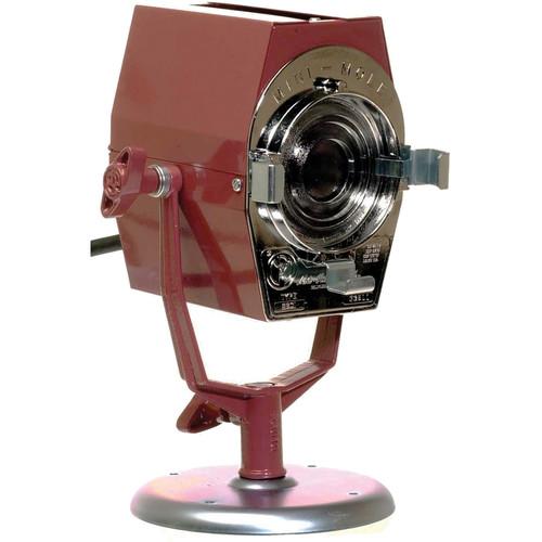 Mole Richardson Fresnel: Mole-Richardson Mini-Mole Fresnel Tungsten Light 2801 B&H