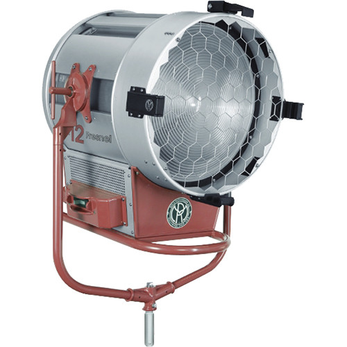 Mole-Richardson 12,000W Baby Twelver Solarspot Fresnel