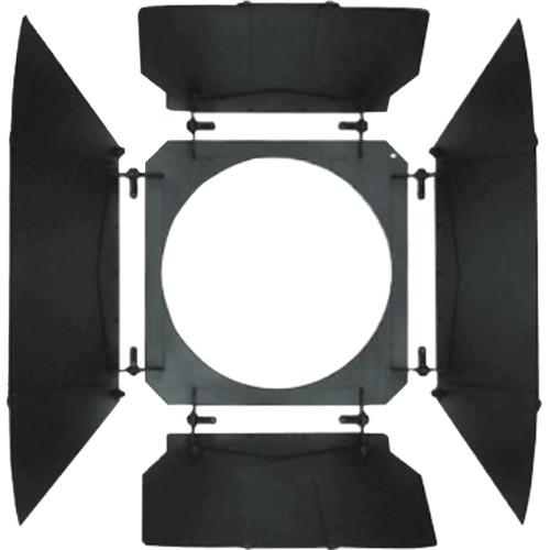 Mole-Richardson 4-Way Barndoor for 12,000W Baby Twelver Solarspot Fresnel
