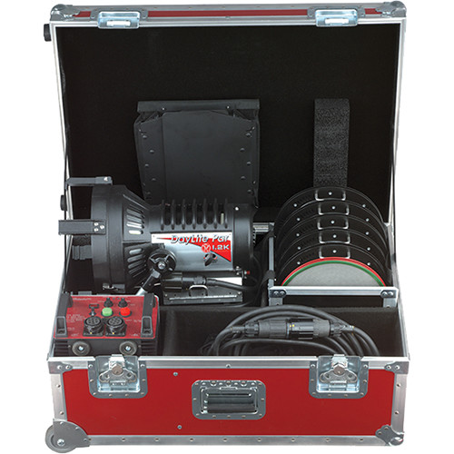 Mole-Richardson 1200/1800W DayLite Par Pro Kit