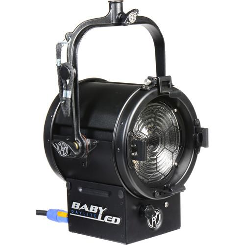 """Mole-Richardson BabyLED 150W 6.0"""" Fresnel (Daylight)"""