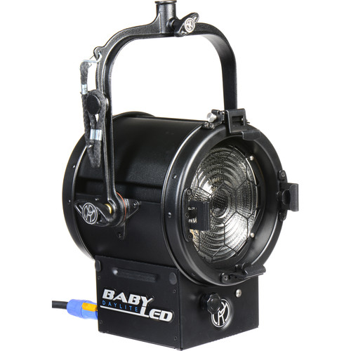 "Mole-Richardson BabyLED 150W 6.0"" Fresnel (Daylight)"