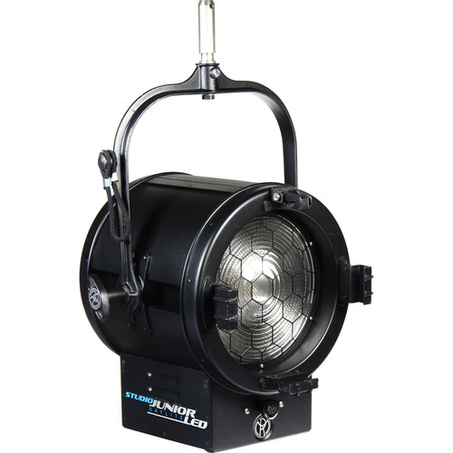 "Mole-Richardson 400W JuniorLED 10"" Daylight Fresnel"
