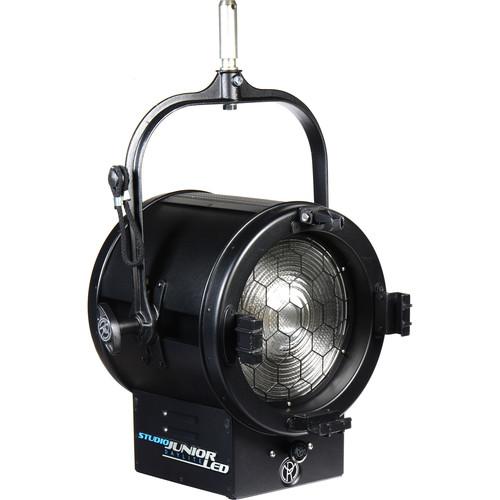 "Mole-Richardson 400W JuniorLED 10"" Daylight Fresnel"