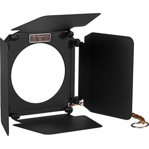 Mole-Richardson 4-Way 4-Leaf Barndoor for 100W TweenieLED Fresnel