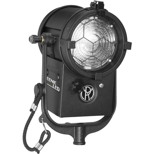 "Mole-Richardson TweenieLED 100W 4.5"" Fresnel with DMX for Grid Mounting (Daylight)"