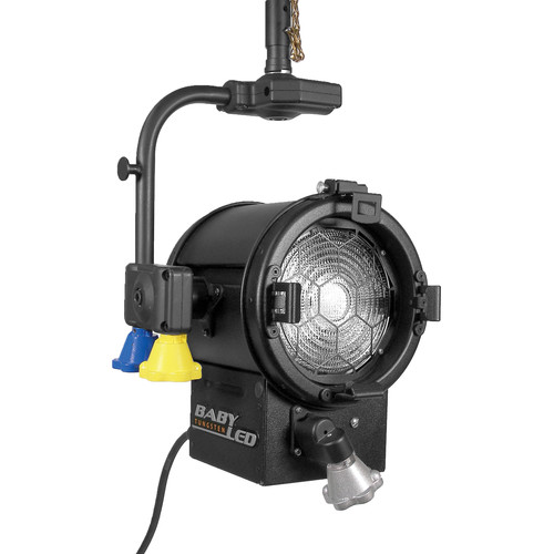 "Mole-Richardson BabyLED 150W 6.0"" Fresnel (Daylight, Pole-Operated)"