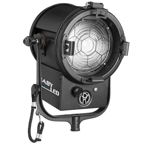 "Mole-Richardson BabyLED 150W 6.0"" Fresnel with DMX (Daylight)"