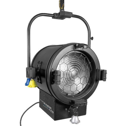 "Mole-Richardson 400W JuniorLED 10"" Tungsten Fresnel (Pole-Operated)"