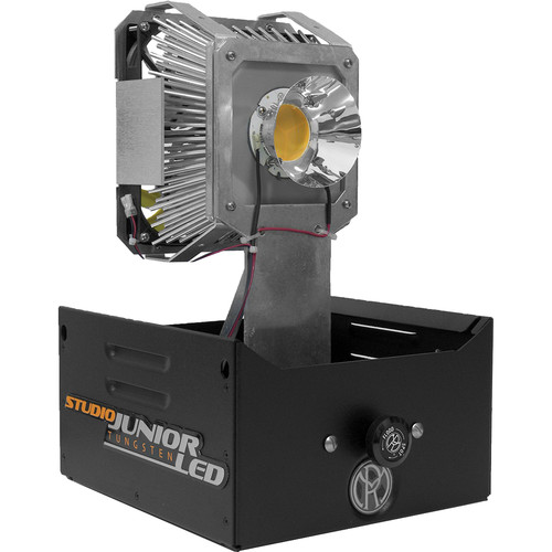"Mole-Richardson 400W Studio JuniorLED Fresnel Retro-Kit with 36"" Lead"