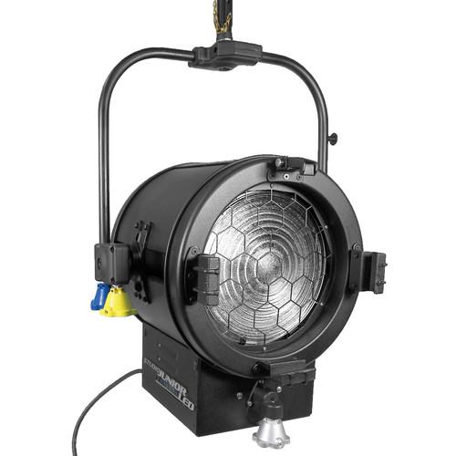 """Mole-Richardson 400W JuniorLED 10"""" Daylight Fresnel (Pole-Operated)"""