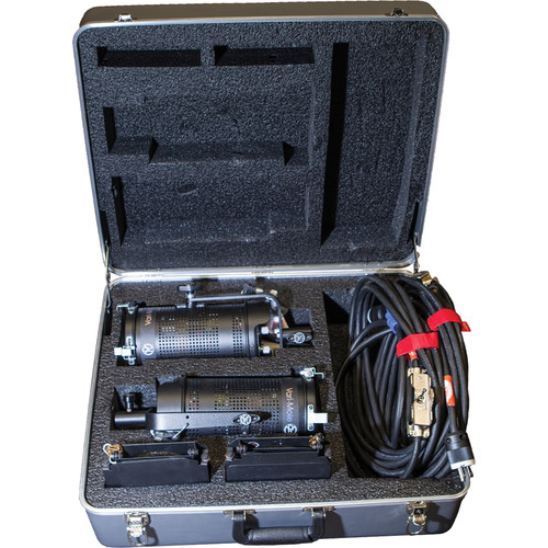 Mole-Richardson 100 Vari-Mole 2-Light LED Kit