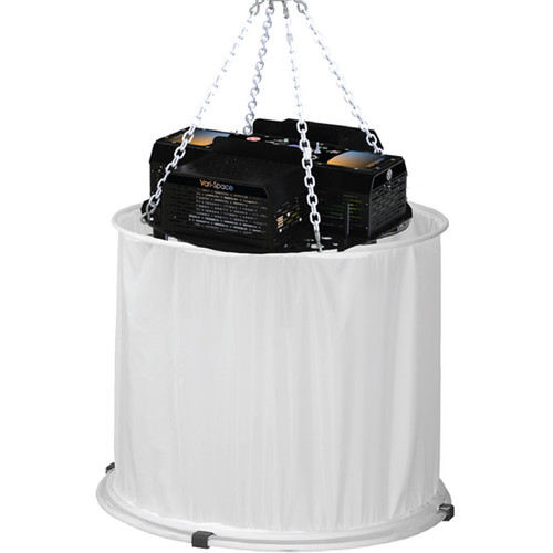 Mole-Richardson 400W LED Vari-Skypan with Chain