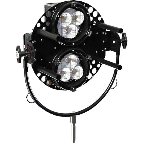 Mole-Richardson 400W LED Vari-Skypan with Yoke