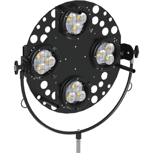 Mole-Richardson 900W Vari-Skypan LED with Yoke