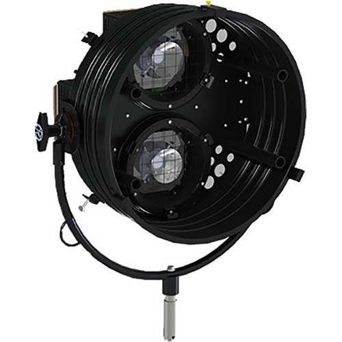 Mole-Richardson 400W LED Spacelite 2 Tungsten with Yoke