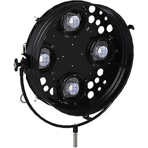 Mole-Richardson 900W LED Spacelite 4 Tungsten with Yoke