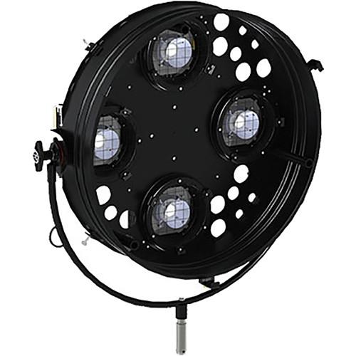 Mole-Richardson 900W LED Spacelite 4 Daylite with Yoke
