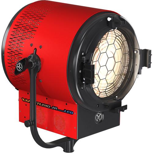 "Mole Richardson Fresnel: Mole-Richardson 10"" Vari-Studio Junior LED Fresnel 9521 B&H"