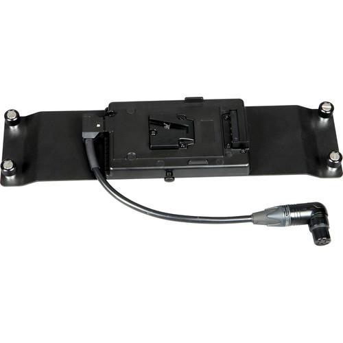Mole-Richardson Battery Adapter for Vari-Panel LED Light (Gold Mount)