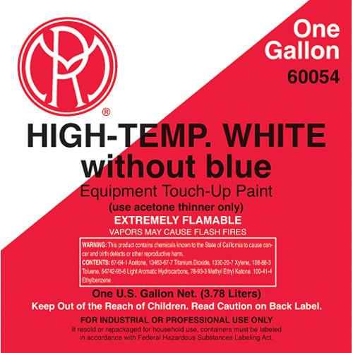 Mole-Richardson Enamel High Temperature Paint (White, 1 Gallon)