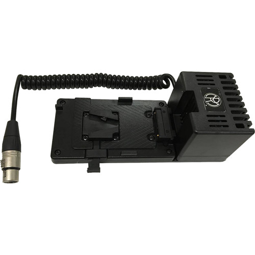 Mole-Richardson Battery Adapter for Mole Pro Fresnel LED Light (V-Mount)