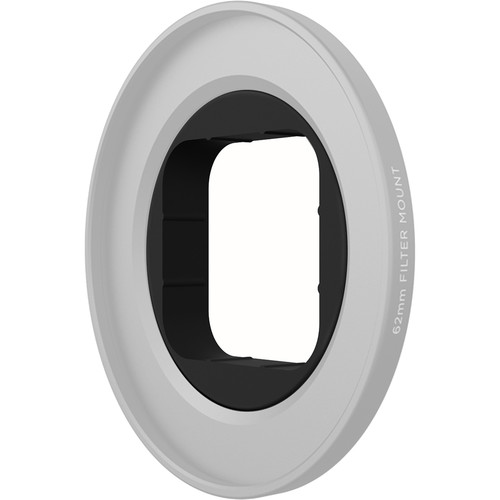 Moment Filter Mount Attachment - Rectangular Rubber Collar (Fits Anamorphic) (Black)