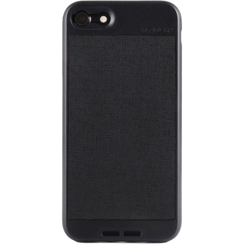 Moment Photo Case for iPhone 7/8 (2017, Black Canvas)