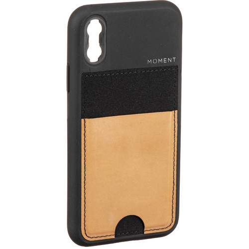 Moment Wallet Case for iPhone XR (Natural)