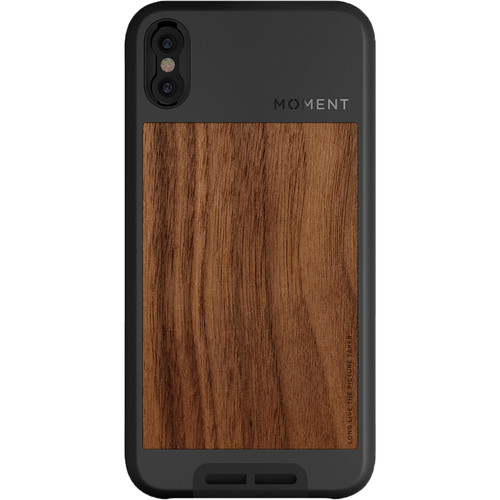 Moment Photo Case for iPhone X (Walnut)