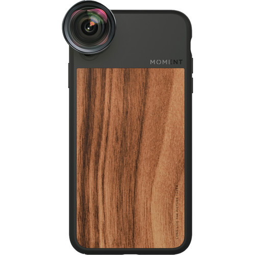 Moment Photo Case for the iPhone XS Max (Walnut)
