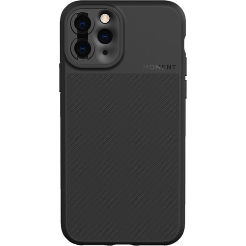 Moment Thin Photo Case for iPhone 11 Pro Max (Black)
