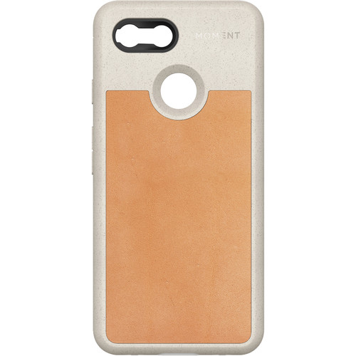 Moment Photo Case for the Google Pixel 3 (Tan Leather)