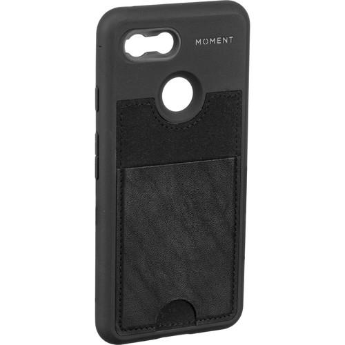 Moment Wallet Case for Pixel 3 (Black)