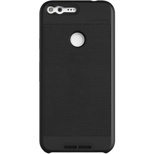 Moment Photo Case for Google Pixel XL (Black Canvas)