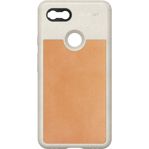 Moment Photo Case for the Google Pixel 3 XL (Tan Leather)
