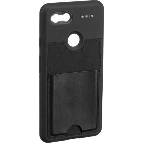 Moment Wallet Case for Pixel 3 XL (Black)